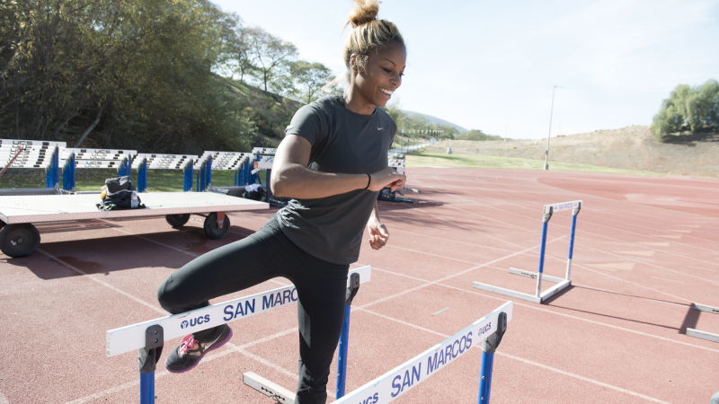 Sirena Alise on How To Hurdle